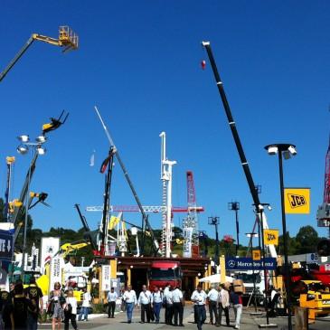 M&T EXPO apresentará avanços tecnológicos na area de construção e mineração em 2015.